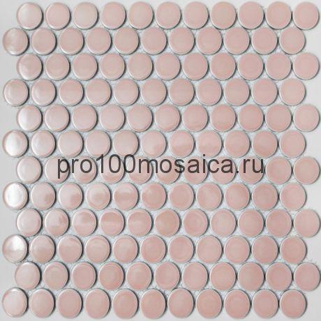 R-324. Мозаика круглая серия RUSTIK,  размер, мм: 312*330 (NS Mosaic)