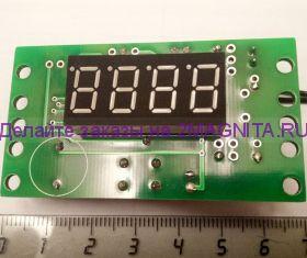 Счетчик времени наработки с сигнализатором для бактерицидных ламп СНМС 220в