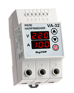 Реле напряжения/тока DigiTOP VA-32A