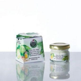 Крем для лица для проблемной кожи с маслом маклюры, 25мл
