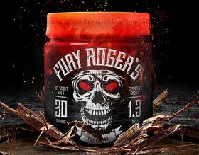 Body Mania Fury Rogers 225 грамм (жеват резинка)