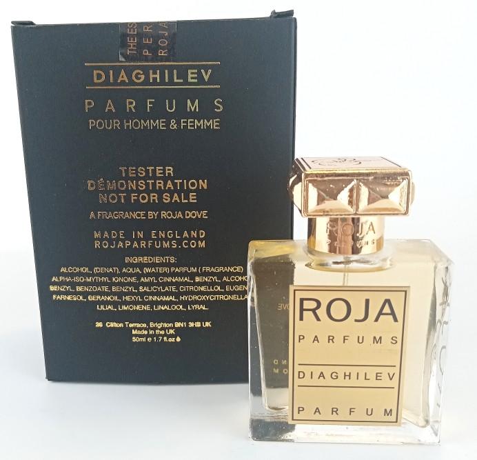 Тестер Roja Dove Diaghilev Pour Homme & Femme 50 мл
