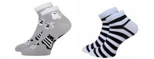 Носки укороченные женские  набор (2 пары) С2181К