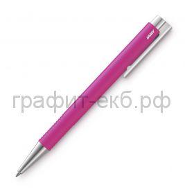 Ручка шариковая Lamy Logo M+ пурпурный матовый 204