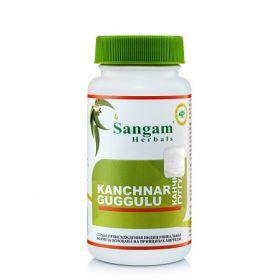КАНЧНАР ГУГГУЛ, 60 табл по 750 мг (Sangam Herbals)