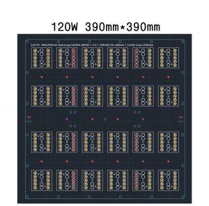 Готовый Quantum board 301B 39*39 120 Вт