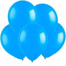 """Голубой, 18"""", пастель, 25 шт"""