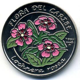 Куба 1 песо 1997