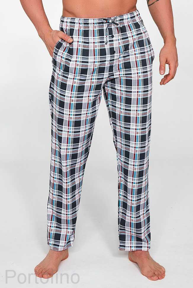 691-29 Брюки мужские пижамные