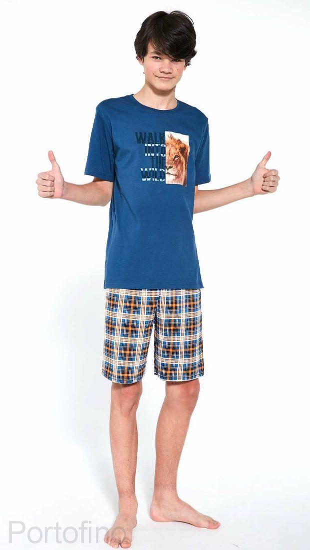 551-35 Пижама подростковая Cornette