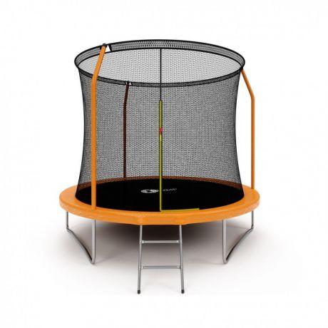 Батут Jump Trampoline оранжевый 8ft ( 244 см ) - Купить сегодня