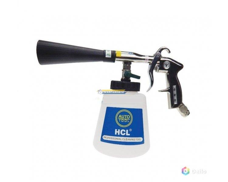 Аппарат для химчистки тип Циклон-Турбо с регулятором