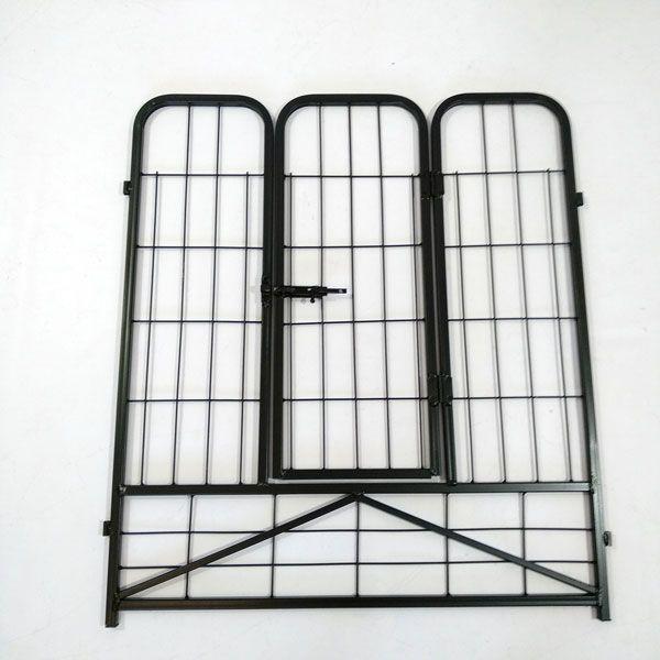 Секция для вольера 80х105 с Дверью