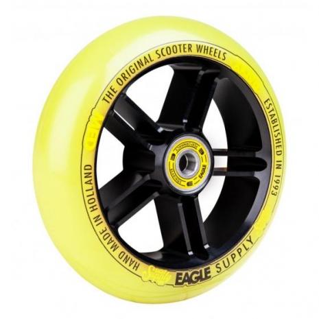 Колесо Eagle Radix 5D 115x30 мм Yellow/Black