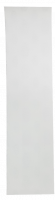 Шкурка для скейта 80*20 см прозрачная крупнозернистая