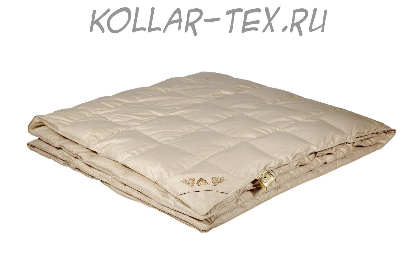 Пуховое кассетное одеяло Альбертина,  ТМ Стиль Вашей Спальни (СВС)