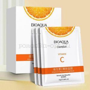 Оригинал Bioaqua Омолаживающая маска для лица с витамином C