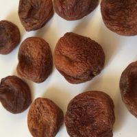Курага шоколадная немытая. Таджикистан.