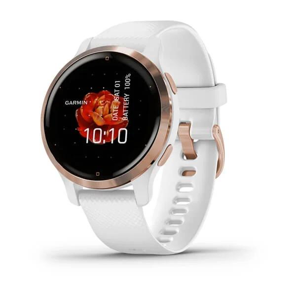 Часы Garmin Venu 2S белые