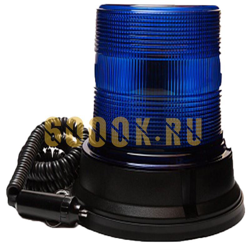 Маяк светодиодный импульсный МИМ 06С синий