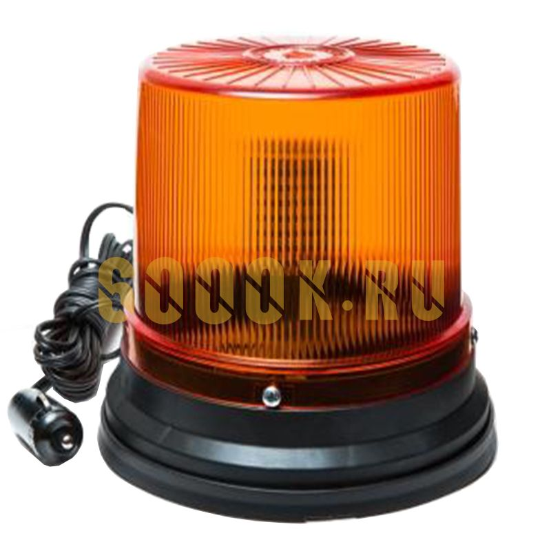 Маяк светодиодный импульсный 10,8-30 Вольт (МИМ 04-01АЖ)