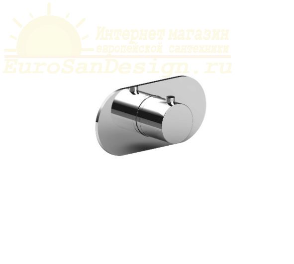 Встраиваемый смеситель для душа Fantini Icona Classic R700B с термостатом ФОТО