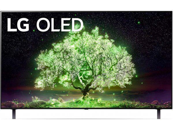 Телевизор OLED LG  OLED55A1RLA (2021)