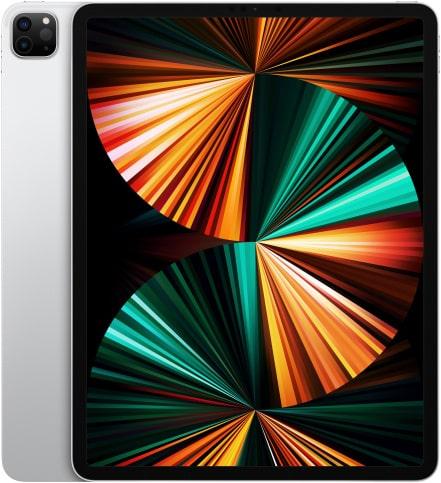 Apple iPad Pro 12.9 (2021) M1 256Gb Wi-Fi + Cellular Silver