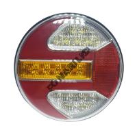 Фонарь задний круглый FS-02 светодиодный