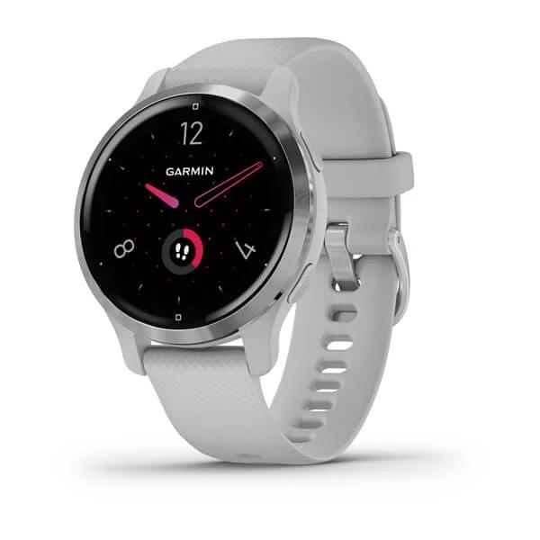Часы Garmin Venu 2S серый
