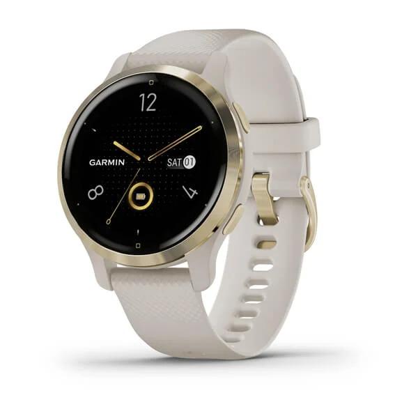 Часы Garmin Venu 2S песочный
