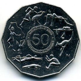 Австралия 50 центов 2005