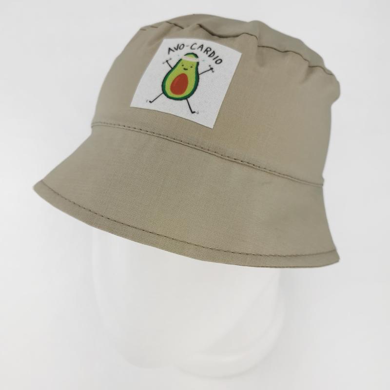лм1068-01 Панама текстильная Avo Cardio беж