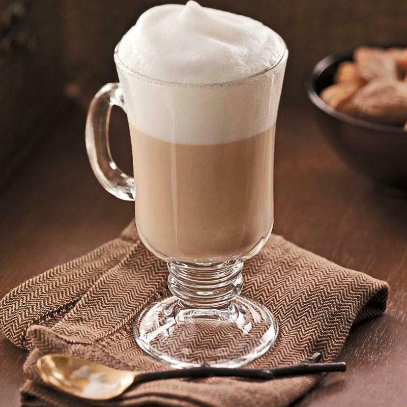 Английские сливки - десертный кофе в зернах