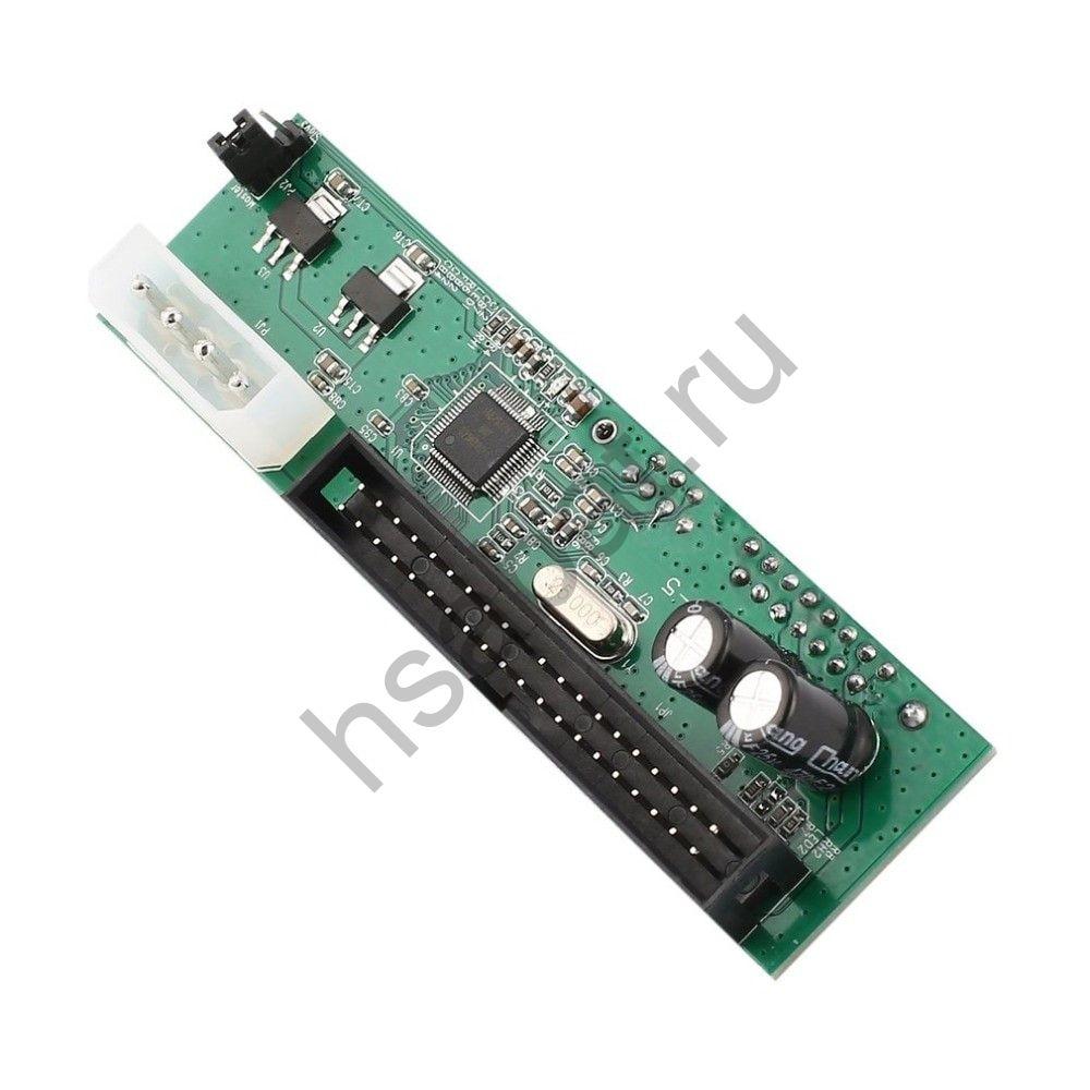 2.5 / 3.5 SATA 7 + 15 PATA IDE адаптер