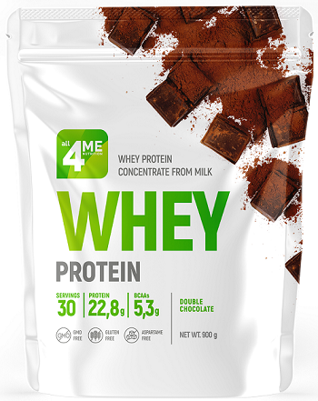 4me Nutrition Whey Protein 900 гр