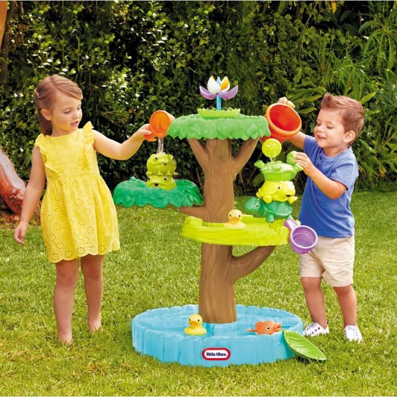 Водный стол с волшебными цветами LITTLE TIKES 651342