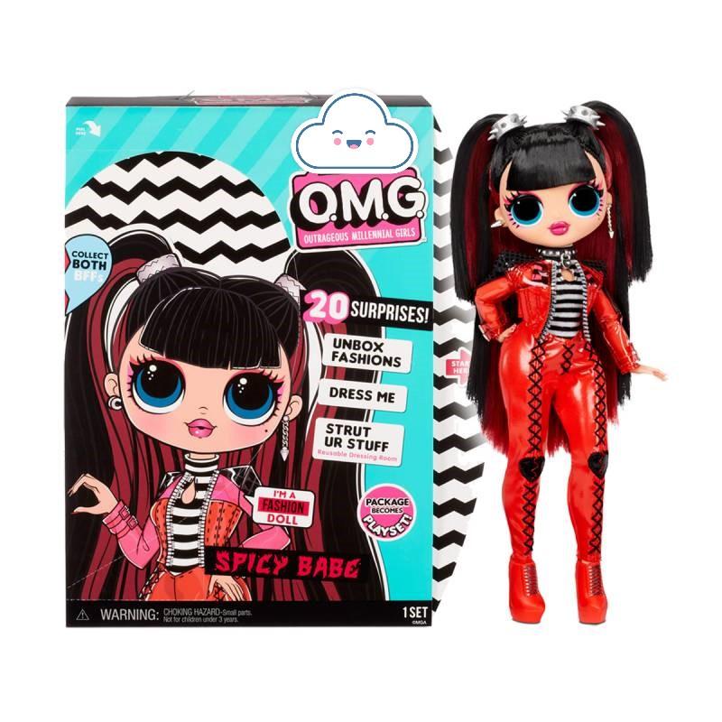 Кукла лолка omg Spicy Babe lolka
