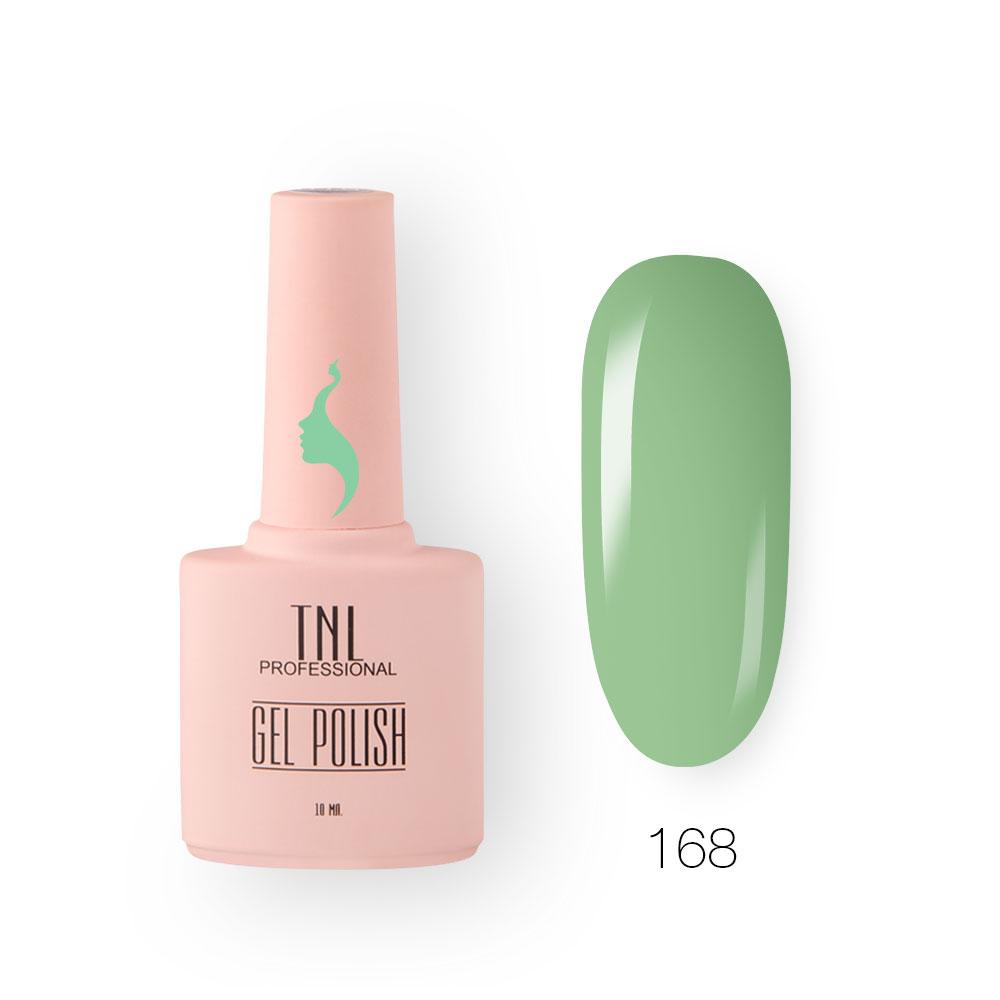 Гель-лак TNL 8 Чувств №168 - освежающий мохито (10 мл.)