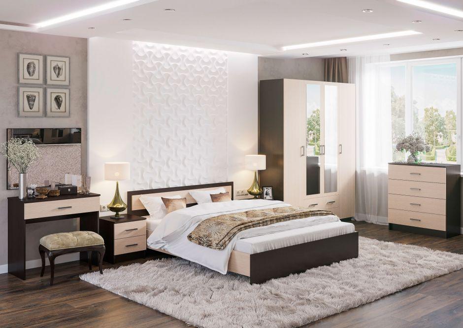 Спальня Гармония (вариант 1)
