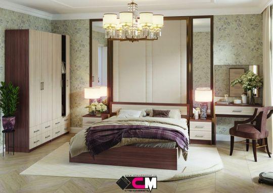 Спальня Гармония (вариант 2)