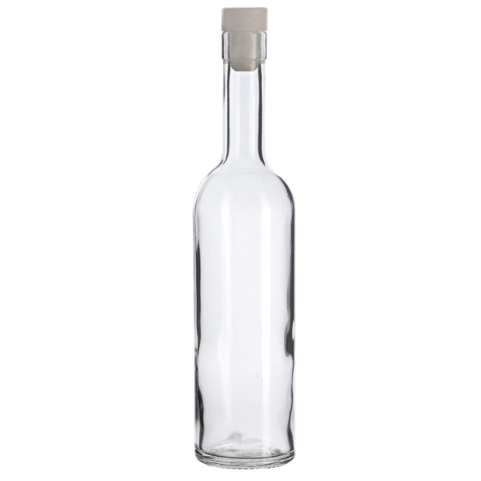 Бутылка Стандарт, 250 мл, с пробкой, 25 шт