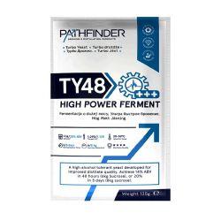 """Спиртовые дрожжи Pathfinder """"48 Turbo High Power Ferment"""", 135 г, до 31.03.22"""