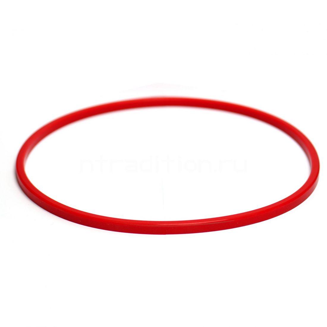 Толстая прокладка для куба, Люкссталь и Самогонофф профи, объемом 25 литров (красная)