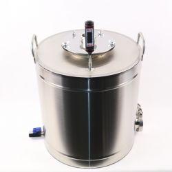 Перегонный куб Самогонофф Медиум, с выходом под ТЭН, 21 литр
