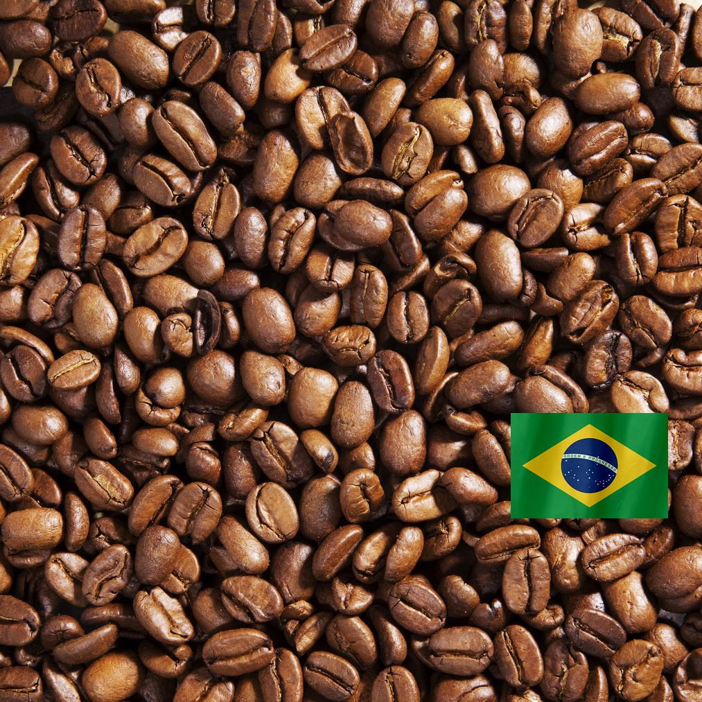 Бразилия Бурбон - кофе в зернах