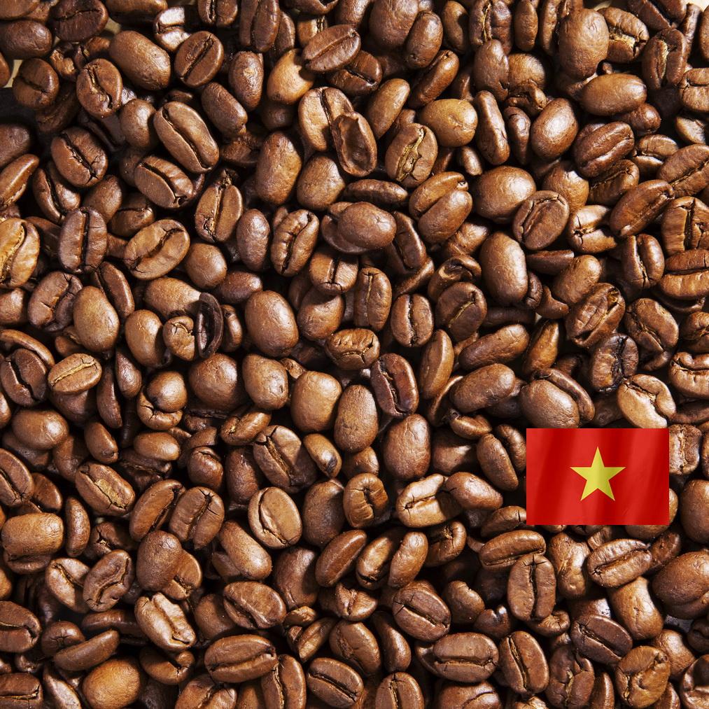 Вьетнам Тай Нгуен - кофе в зернах