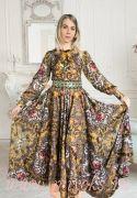 платье летнее народное