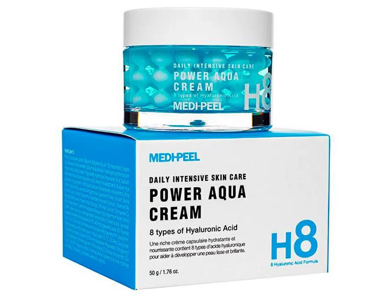 Крем с пептидными капсулами Medi-Peel Power Aqua Cream