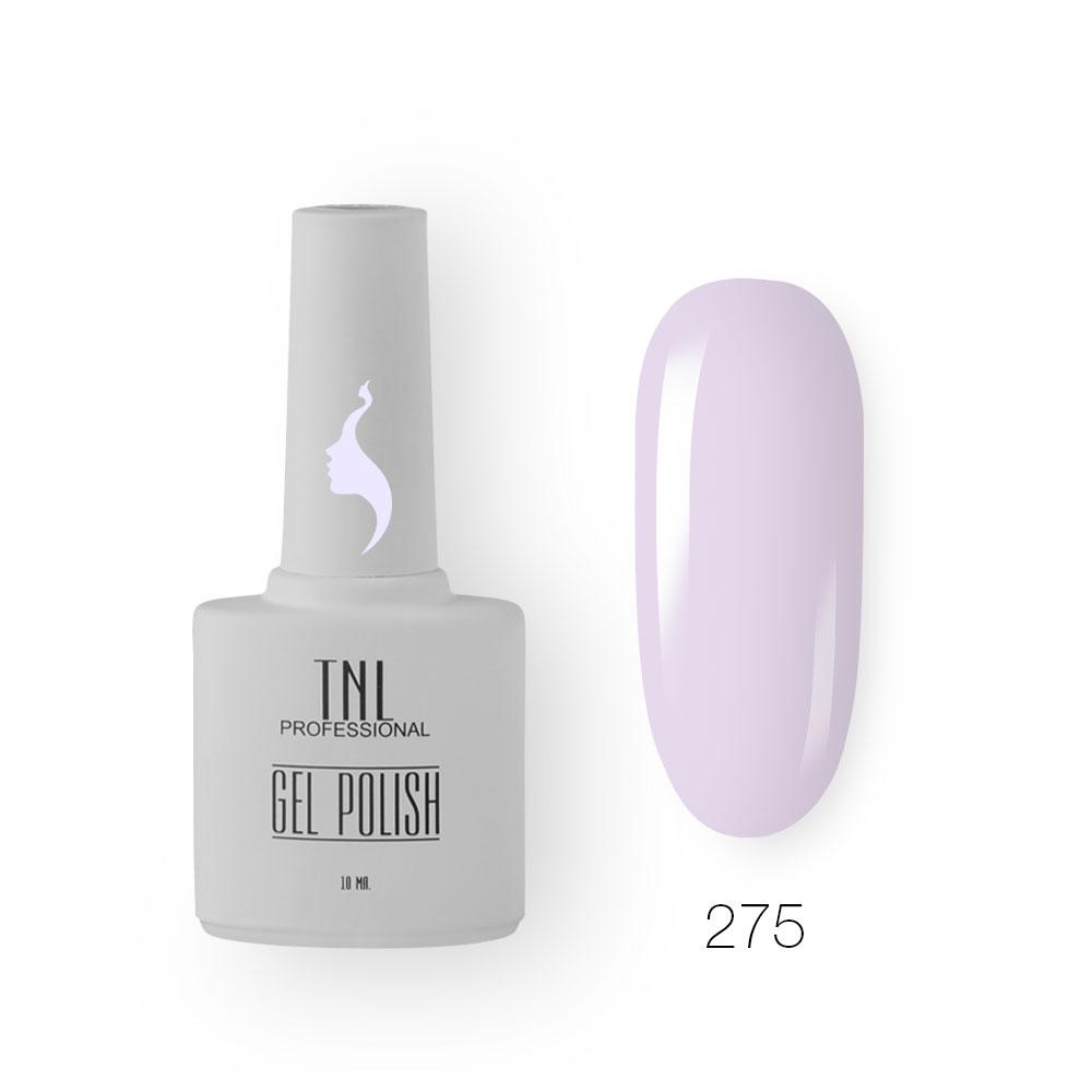 Гель-лак TNL 8 Чувств №275 - сиреневая дымка (10 мл.)